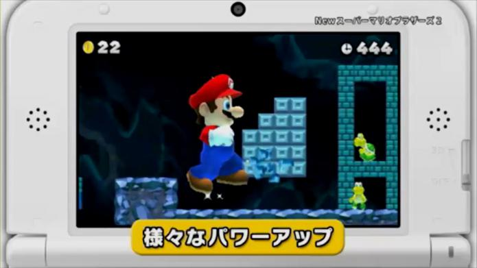 NEW スーパーマリオブラザーズ 2 映像紹介 PV Nintendo 3DS.720p.mp4_000177066