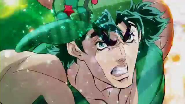 TVアニメ『ジョジョの奇妙な冒険』特報映像