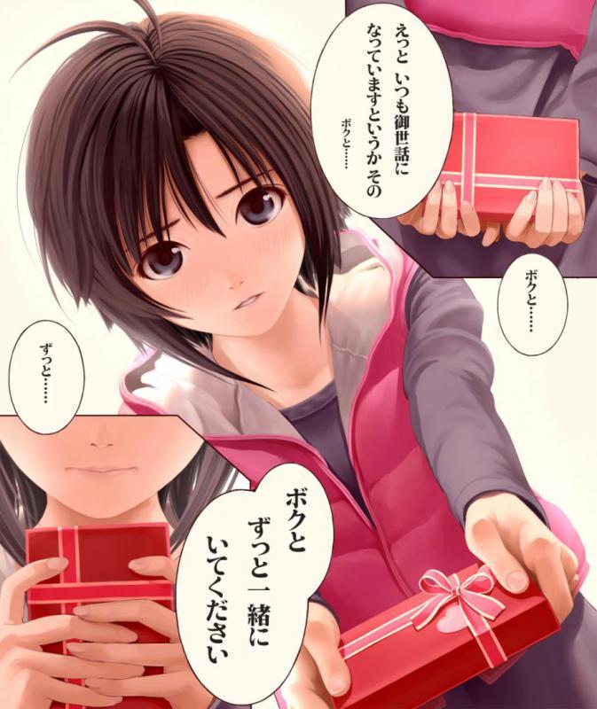 yande.re 172511 kikuchi_makoto nekopuchi the_idolm@ster valentine