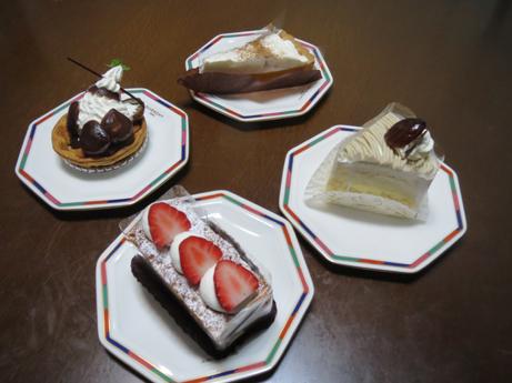 関のケーキ2