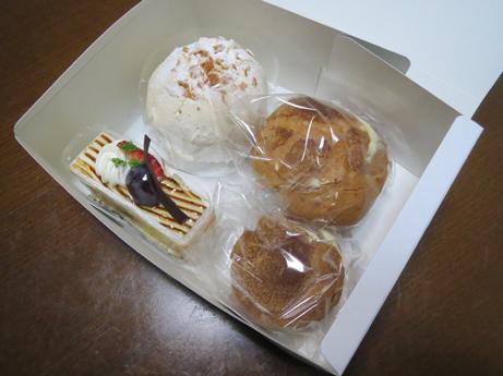 アルルのケーキ1