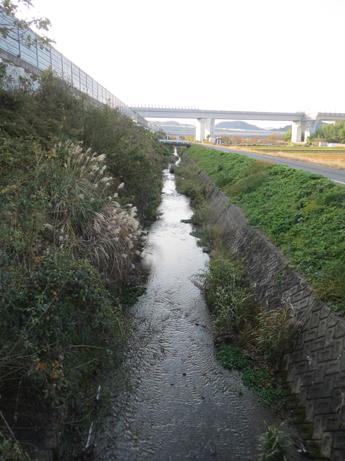 水無し川6