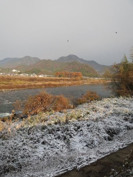 12 9日曜日の長良川1