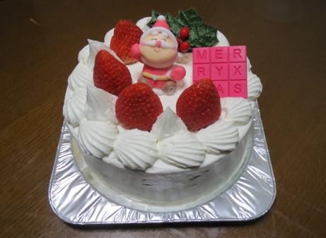 1クリスマスケーキ