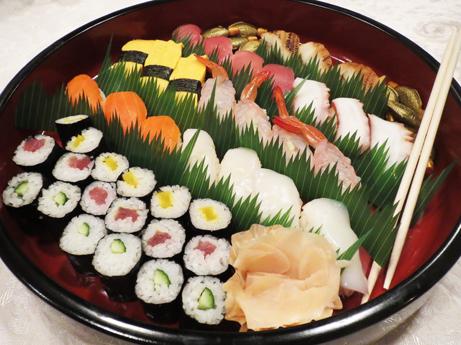 2013 1 12寿司