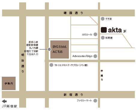 akta map