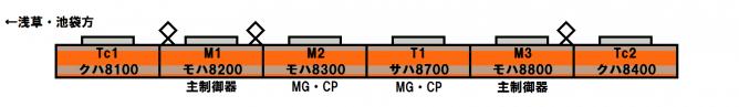 tobu8000 6R