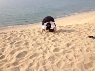 砂丘1写真