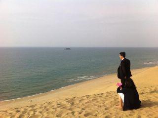 砂丘2写真