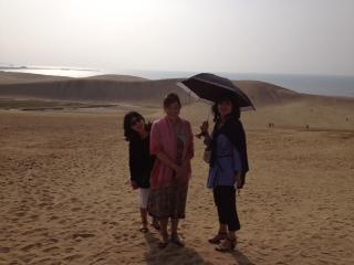 砂丘3写真