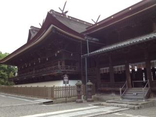 吉備津神社写真