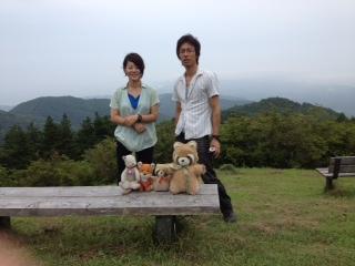 田束山前向き写真