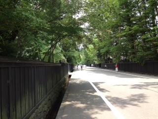 角館武家屋敷通り写真