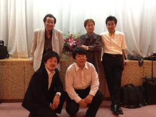 学大コンサート男子写真