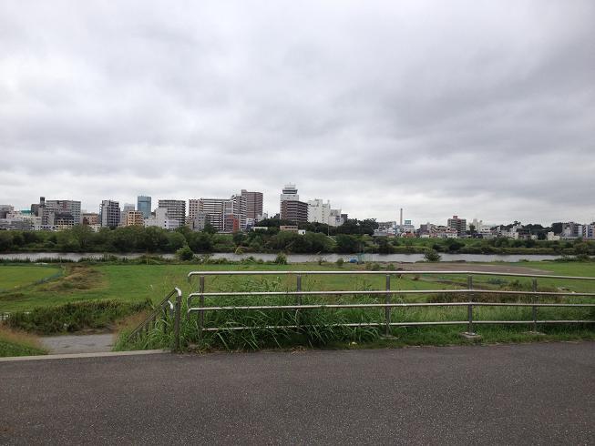 江戸川と松戸