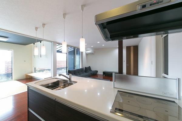 キッチン 和室