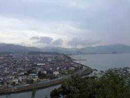 仙崎のまち(西)