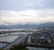 仙崎のまち(東)