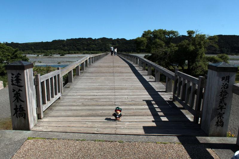 蓬莱橋で・140517