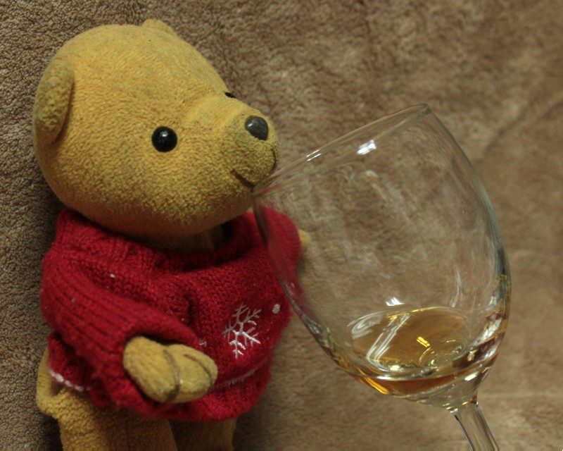 NIKKA WHISKY FROM THE BARREL 嗅ぐ
