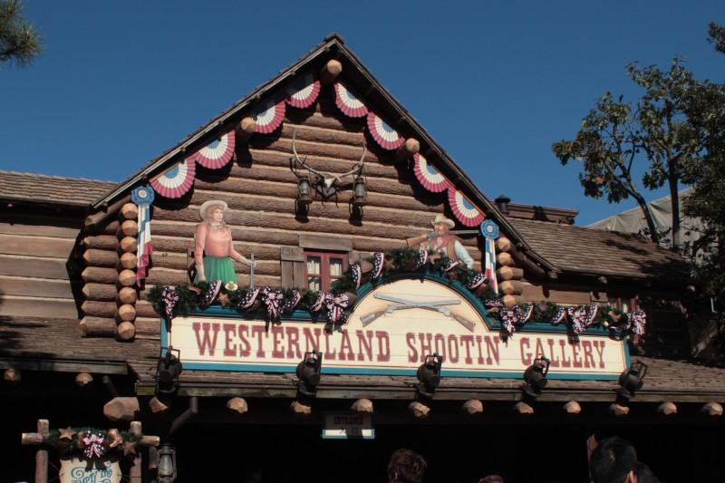 Westernland Shootin' Gallery