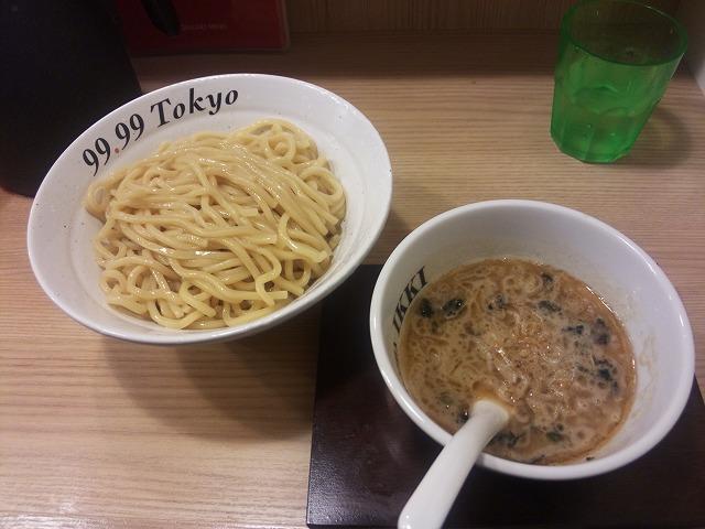 一輝 Anjo_つけ麺 汐彩味01