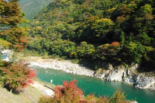 大歩危峡2