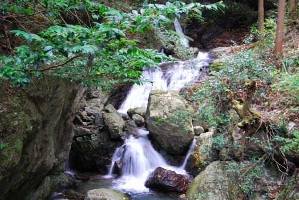 雨乞いの滝3
