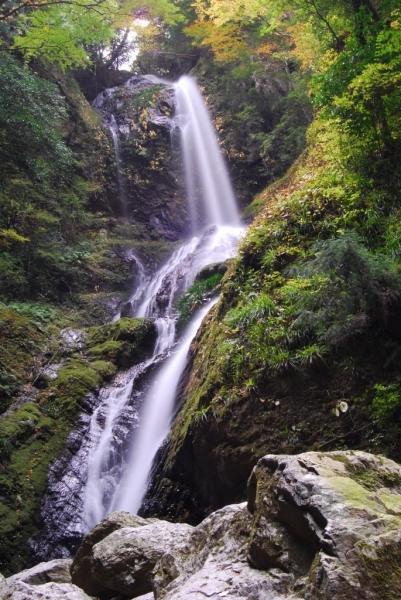 雨乞いの滝8