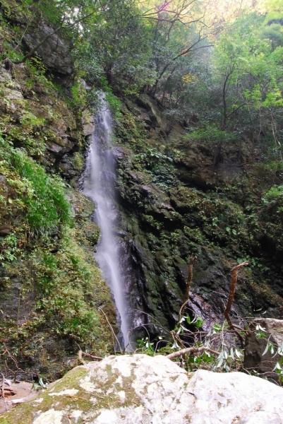雨乞いの滝9