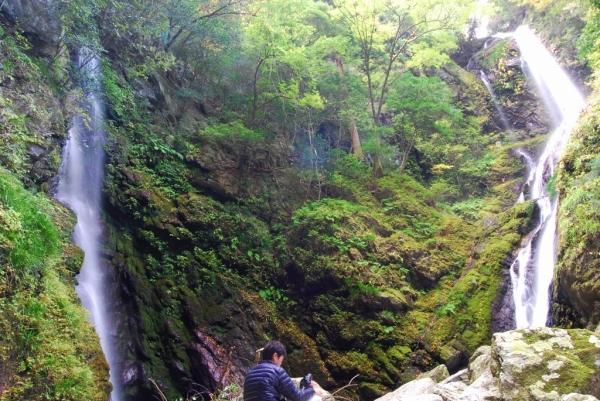 雨乞いの滝10