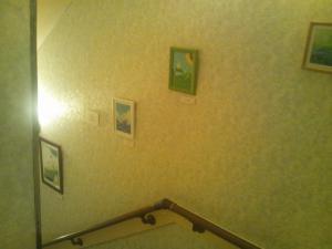 階段ギャラリーだよ