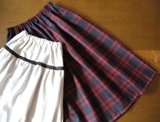 スカート1-1
