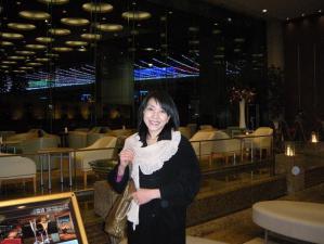 東京ドームホテルロビー