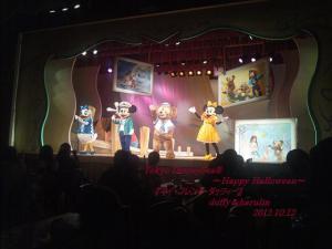 ディズニーシーduffyshow2