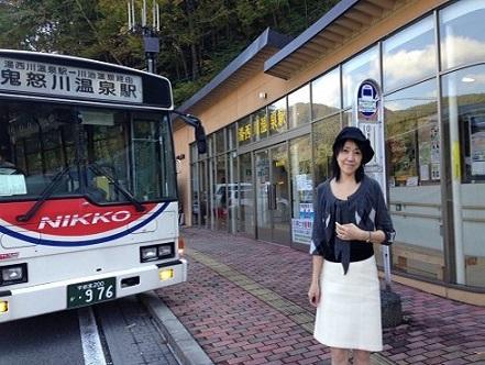 湯西川温泉駅3