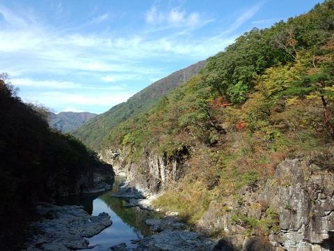 龍王狭橋の景観1-1