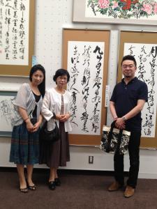 201208 大日本書芸院展01