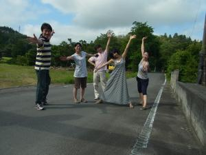 201208 夏季水墨画ボランティア 25