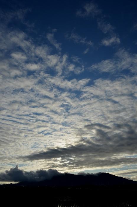 雨上がり 雲-1