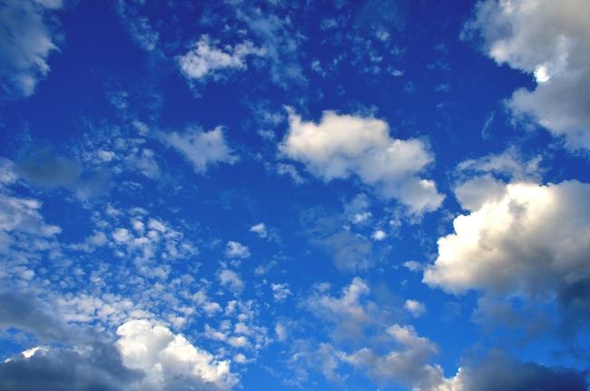 空 雲-4