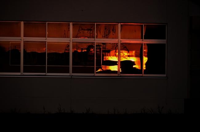 夕焼けの情景-4