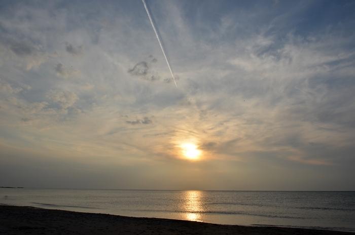 飛行機雲-3