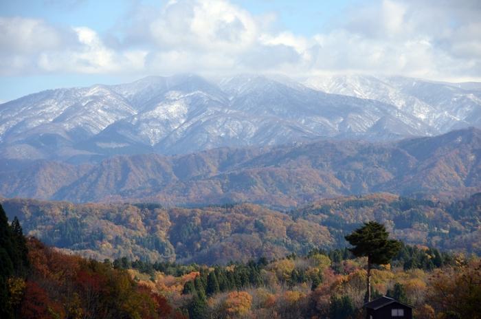 晩秋 里山 Ⅱ-2