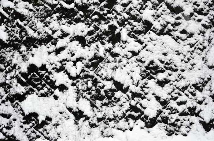 雪の模様-1