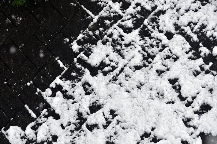 雪の模様-2