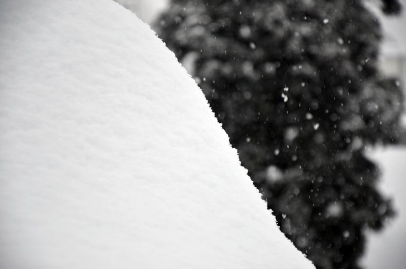 山里 雪-3