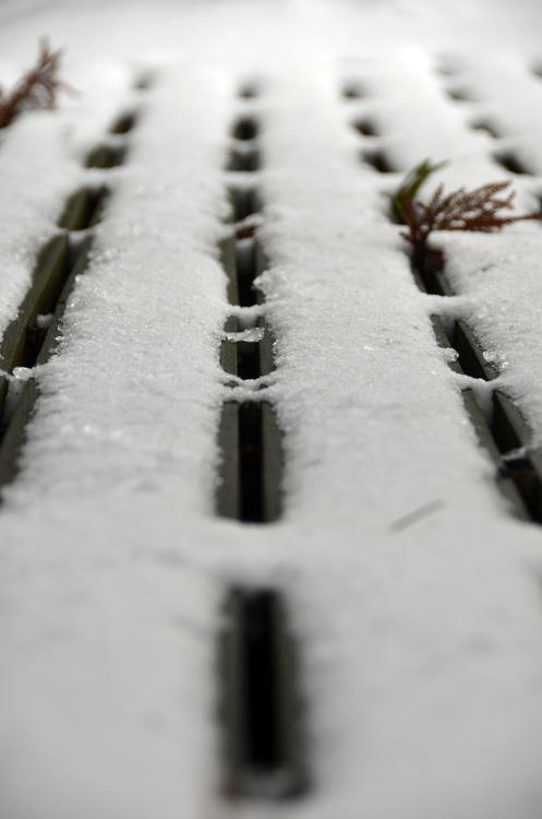 雪のデッキ-3