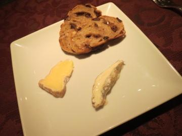 チーズを少し