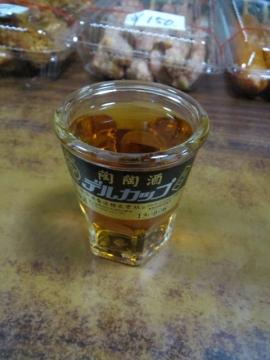 不老長寿 銭形印のデルカップ 190円(辛口・29)